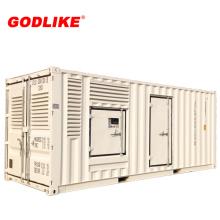 Top Famoso Fornecedor 50Hz 640kw / 800kVA Gerador Diesel (KTA38-G2B) (GDC800 * S)