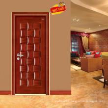 Modern oak wood veneer door