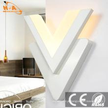 Lâmpada de parede bonita por atacado do diodo emissor de luz do projeto Uesful para o hotel