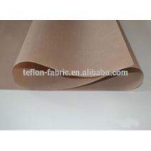 China Fabrik besten Preis Hitzebeständigkeit Nicht-Stick-Glasfaser-Tuch für Plastikbeutel Maschine Abdichtung
