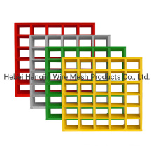 High Quality FRP Fiberglass Plastic Floor Grating