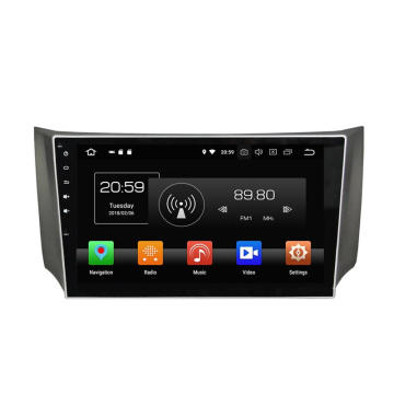 Octa Core 32G Head Unit Slyphy 2012