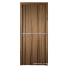 Fantasy modern design veneered hotle door
