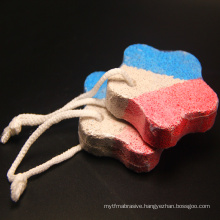 Wholesale Professional personal care star shape pumice stone foot file