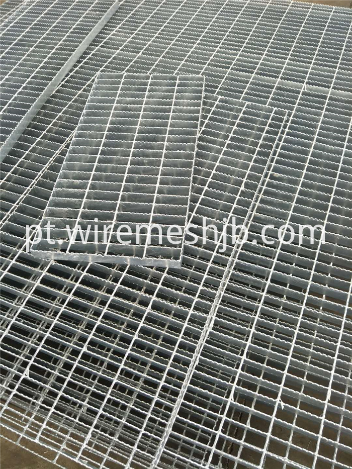 Hot-dip Galvanized Steel Grid Plate