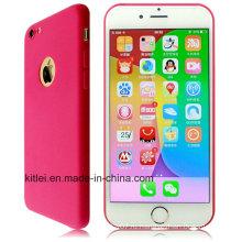 Дешевые Цена Красный цвет для ТПУ iPhone 6 Case