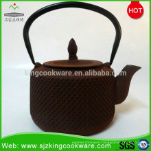 Wholesale Chinese Cast iron teapot/metal tea pot