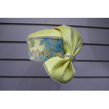 Women's Fabric Covered Formal Party Hats