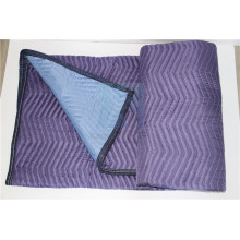 Disposablel Portable Feature and Moving&Storage Use Quilted Recycle Moving Blanket