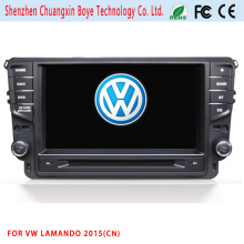 Car Audio / MP4 / DVD / USB Player pour VW Lamando 2015 (CN)