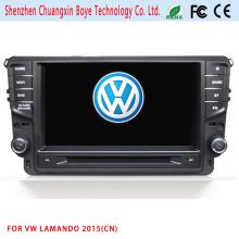 Car Audio/MP4/DVD/USB Player for VW Lamando 2015 (CN)