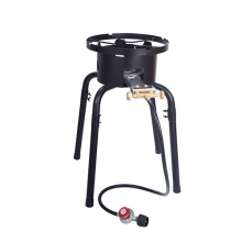 15 inch Single Cast Iron Stove Cooker