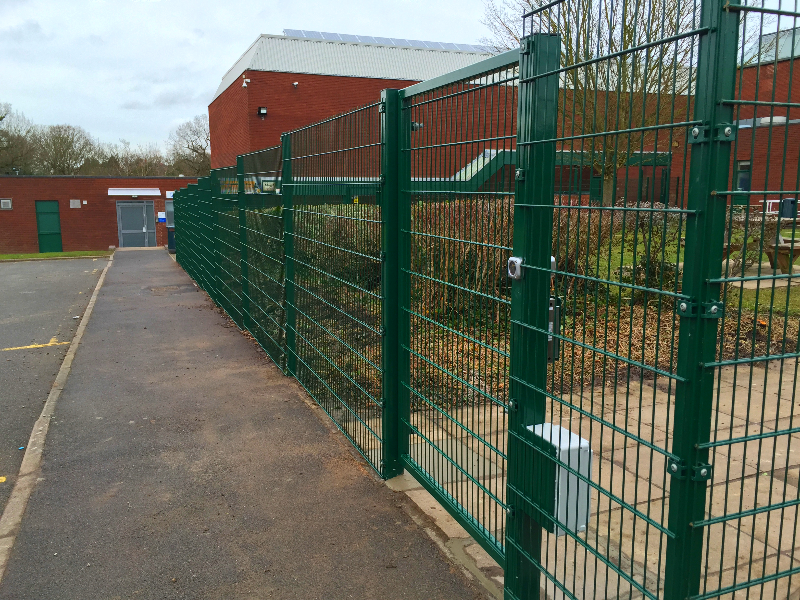 twin wire fencing