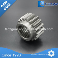 Customized Transmission Gear Spur Gear for Various Machinery