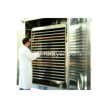 Vacuum Dryer Combined Microwave Energy