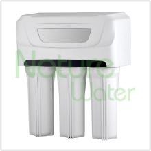 Filtro de agua potable RO con filtro de 5 etapas y estuche a prueba de polvo