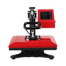 Swing Away Machine manuelle à pression électrique petite imprimante à transfert de transfert thermique