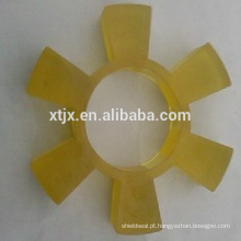 Gaxeta de borracha da flor da ameixa padrão da TA, gaxeta do plutônio