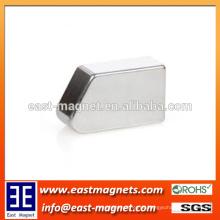 Nach Maß Neodymmagnet für Verkauf / kundenspezifischer Magnet durch Zeichnung für Verkauf