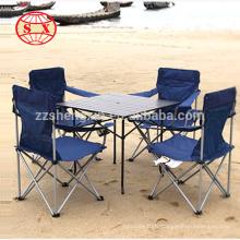 Chaise de plage pliante multifonction avec une qualité supérieure