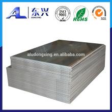 Hoja de aluminio de la batería