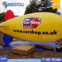 Aire Iluminado Globo de Helio Publicidad inflable RC dirigible dirigible