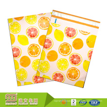 Boutique Retail Packaging Custom Colorful Gift Designer Self Adhesive Glue Poly Mailers With Logo