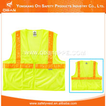 Traffic warning reflective safety Sanitation clothing