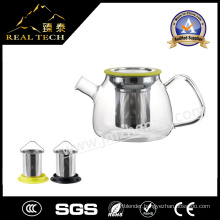 Multifunctional High Borosilicate Glass Tea Mug with Infuser