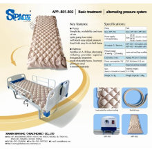 medical bubble air mattress with pump alpha bed APP-B01