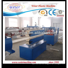 máquina de fabricación de tuberías de 75-250mm HDPE pe
