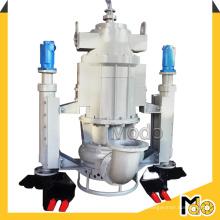 Pompe à boue submersible agitateur hydraulique pour le dragage