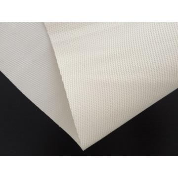 Tissu à haute teneur en silice avec revêtement en PU