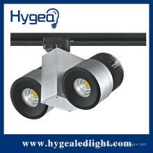 Vente en gros 2 * 5w led track light, hygea brand