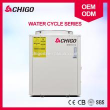 Aquecedor de água da bomba de calor do ar da venda do ciclo da água de CHIGO para a piscina