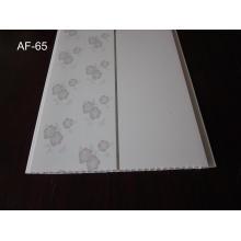 Af-65 painel de parede de PVC flor