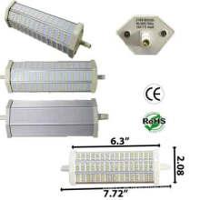 T3 18 Watt 85-265VAC de dos extremos R7s 189mm de luz