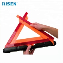 Hot sale emergency warning triangle,safety triangle reflector kit