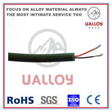 Câble d'Extension de Thermocouple isolés au caoutchouc