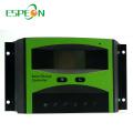 Espeon Factory Preis 30A / 40A / 50A Pwm Manuelle Solarladeregler
