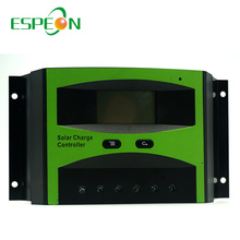 Espeon Factory Price 30A/40A/50A Pwm Manual Solar Charge Controller