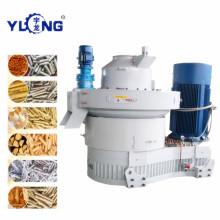 Máquina de pellets de combustible de biomasa