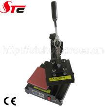 Venda quente CE aprovado máquina de impressão do logotipo recém Manual