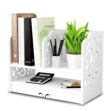 White Ladder Organizers for Office Decor Accessories