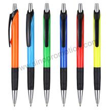 2015 preiswerter fördernder Stift mit kundengebundenem Firmenzeichen (R4068B)