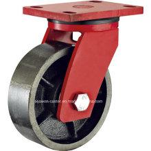 Castrade de ferro fundido extra pesado