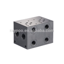Блок электромагнитных клапанов блока гидравлических клапанов фарфора