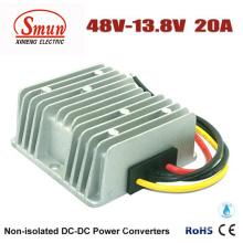 48VDC to 13.8VDC 20A 276W DC DC Buck Converter
