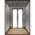 Mini Home Lift con línea de acero inoxidable
