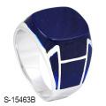 Nueva joyería del anillo del hombre de la plata esterlina del diseño 925